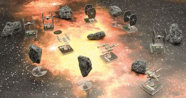 Battlefield in a Box Asteroids – Bild 3