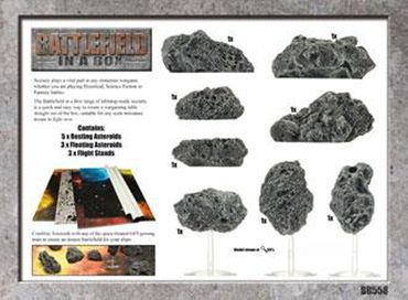 Battlefield in a Box Asteroids – Bild 2