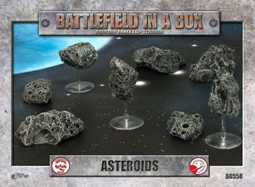 Battlefield in a Box Asteroids – Bild 1