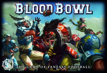 Blood Bowl Das Fantasy Football Spiel (Deutsch)
