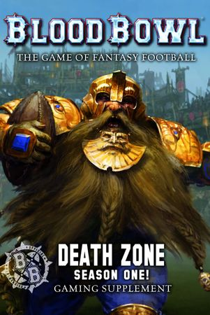 Blood Bowl - Death Zone Season One (Deutsch)
