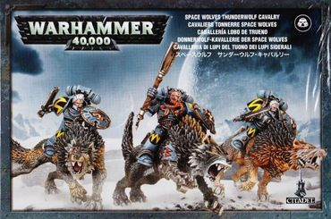 Donnerwolf Kavallerie der Space Wolves