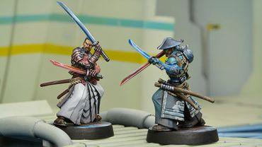 Miyamoto Mushashi Aristeia! Outfit Mercenaries – Bild 2