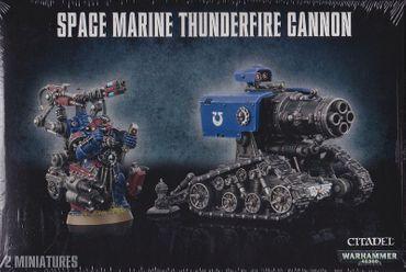 Space Marine Thunderfire Cannon [GW WEB EXKLUSIV]