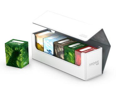 Flip Case Arkhive 400+ XenoSkin White – Bild 1