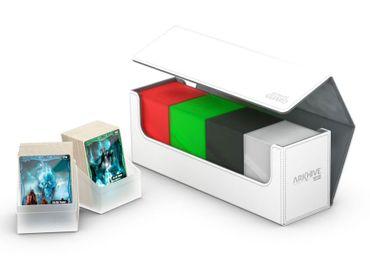 Flip Case Arkhive 400+ XenoSkin White – Bild 7