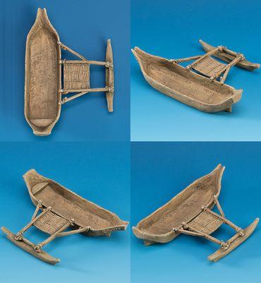 Boot Canoa