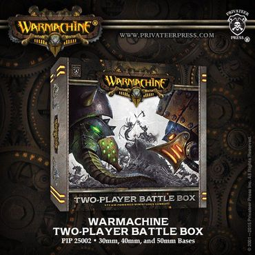 Warmachine MK3 Two Player Battle Box (Deutsch) – Bild 1