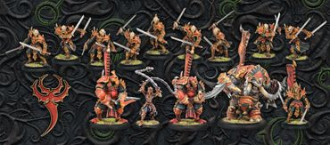 Hordes MK3 Two Player Battlegroup Box (Deutsch) – Bild 2