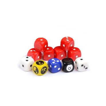 The Walking Dead Dice Pack All Out War