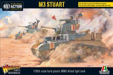 M3 Stuart 28mm – Bild 1