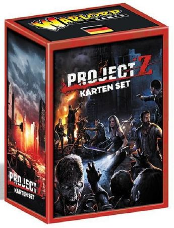 Project Z Karten Set (Deutsch)