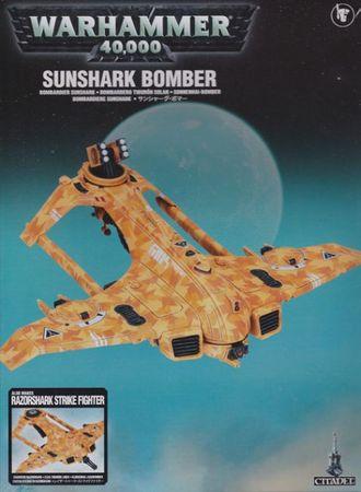 Tau Empire Sunshark / AX3 Razorshark Strike Fighter [GW WEB EXKLUSIV] – Bild 2