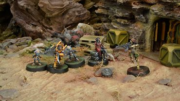 Dire Foes Mission Pack 6: Defiant Truth (Yu Jing vs Haqqislam) – Bild 2