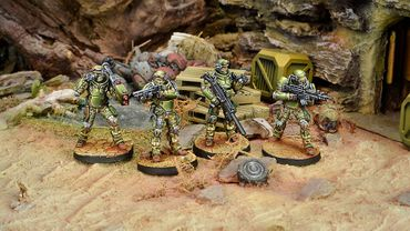 Ariadna 5307th Composite Ranger Unit, Marauders – Bild 4