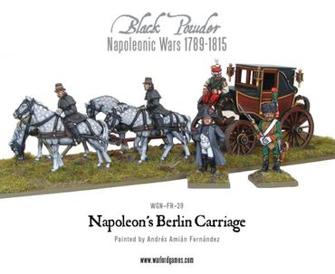 Napoleon's Berlin Carriage 28mm – Bild 3