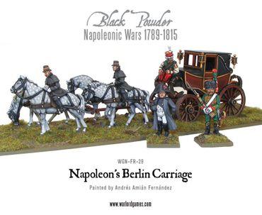 Napoleon's Berlin Carriage 28mm – Bild 3
