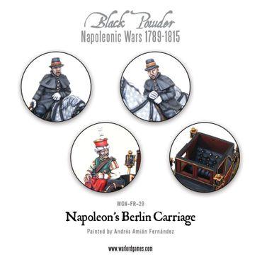 Napoleon's Berlin Carriage 28mm – Bild 5