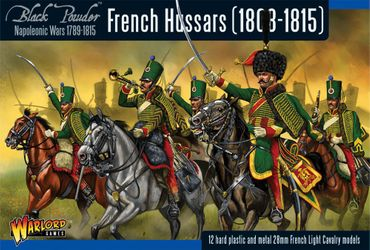 Napoleonic French Hussars 28mm – Bild 1