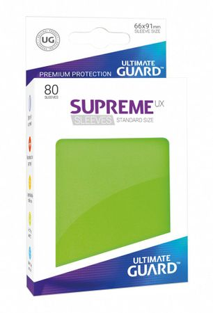 Supreme UX Sleeves Standard Light Green 80