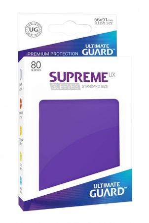 Supreme UX Sleeves Standard Purple 80 – Bild 1