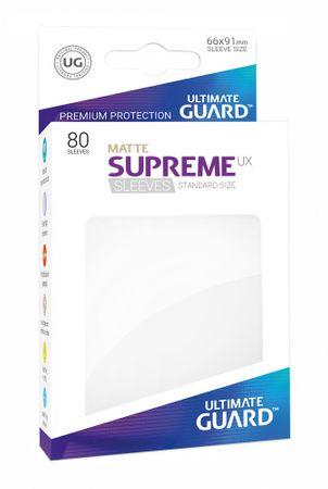 Supreme UX Sleeves Standard Matte White 80 – Bild 1