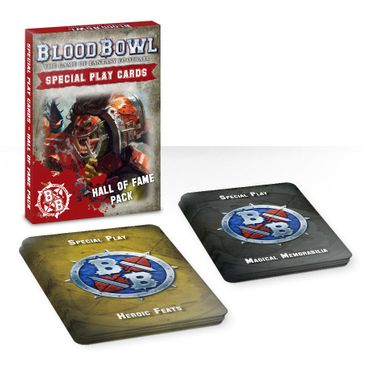 Blood Bowl - Special Play Cards Hall of Fame Pack (Deutsch)