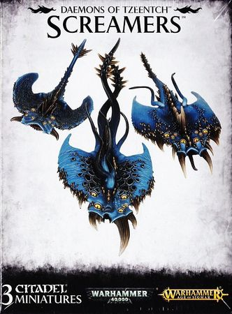 Tzeentch Screamers