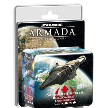 Star Wars Armada Sternenjägerstaffeln der Rebellenallianz 2 Erweiterung (Deutsch)