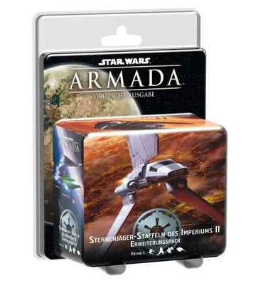 Star Wars Armada Sternenjägerstaffeln des Imperiums 2 Erweiterung (Deutsch) – Bild 1