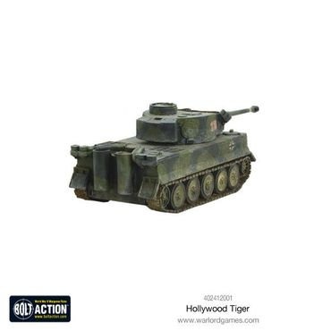 Hollywood Tiger 28mm – Bild 3