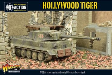 Hollywood Tiger 28mm – Bild 1