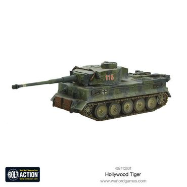 Hollywood Tiger 28mm – Bild 4