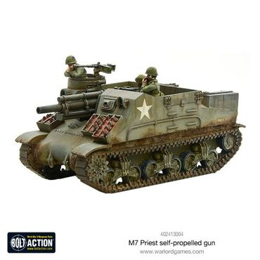 M7 Priest Self Propelled Gun 28mm – Bild 2