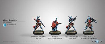 PanOceania Order Sergeants – Bild 1