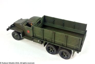 US6 U3/U4 Allies 2,5 ton 6x6 Truck 1/56 (28mm) – Bild 4