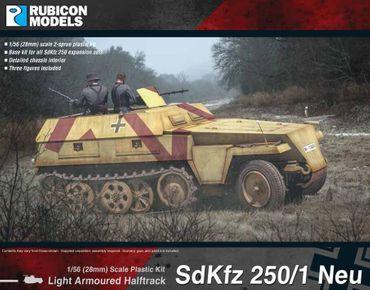SdKfz 250/1 Neu 1/56 (28mm) – Bild 1