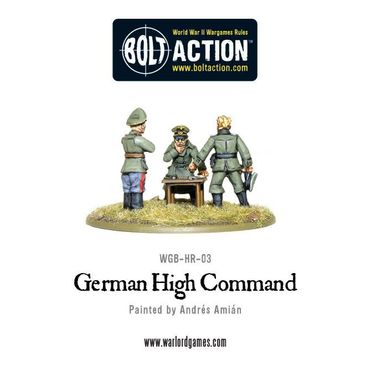 German High Command 28mm – Bild 2