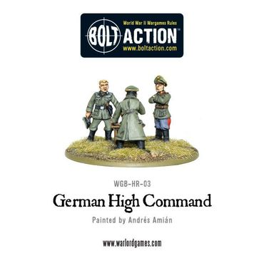 German High Command 28mm – Bild 3
