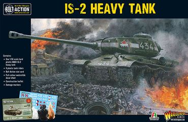 IS-2 Heavy Tank 28mm – Bild 1