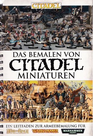 How to Paint - Citadel Miniatures (Deutsch) – Bild 1