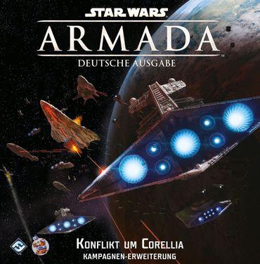 Star Wars Armada Konflikt um Corellia Kampagnen Erweiterung (Deutsch)