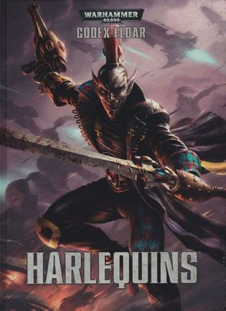 Harlequins Codex Eldar (Deutsch)