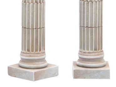 Dorische Säulen Set 1 (2) – Bild 3