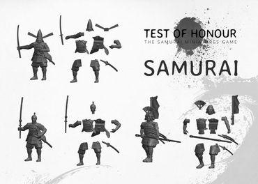 Test of Honour Samurai Warband 28mm – Bild 3
