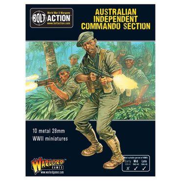 Australian Independent Commando Squad 28mm