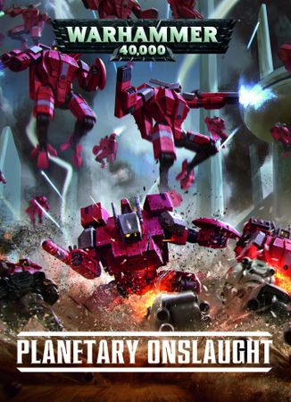 Planetary Onslaught Codex (Englisch)