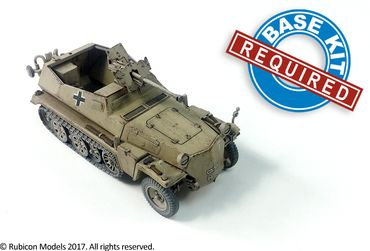 SdKfz 250/251 Expansion Set for SdKfz 250/11 and 251/7 1/56 (28mm) – Bild 2