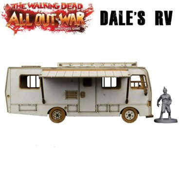 The Walking Dead Dale's RV Winnebago Chieftain All Out War – Bild 2