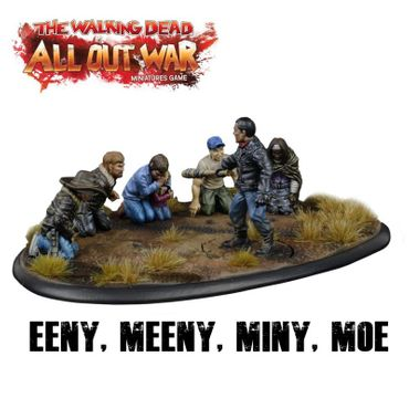 The Walking Dead Eeny, Meeny, Miny, Moe (Englisch) All Out War – Bild 1